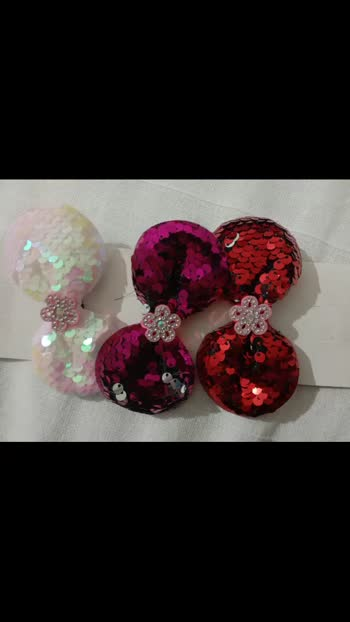 beautiful hair accessories starting just 30/-  🥰#glambeauty #hairaccessories #beauty