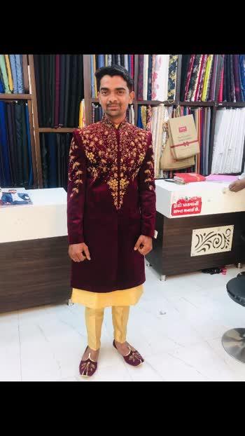 Raja designers studio#sherwani#suit#designer