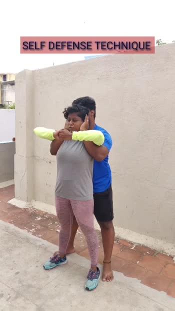 #roposo#selfdefense#stayfit#fitnessfreak