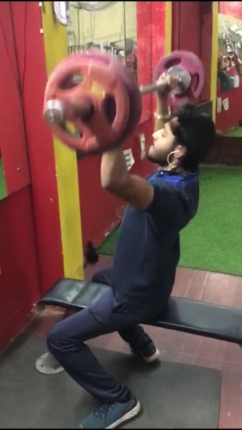 #gymtrainer #fitlife #fitness #fitnessmotivation #fitnessmodel #fitnessaddict #fitfam #fitindia #positivevibes #onelifebaby #fitnessfreaks #fitnation #fitfluential #fitforlife #fitmodel #fitnessgoals #fitnessmotivation  #viral
