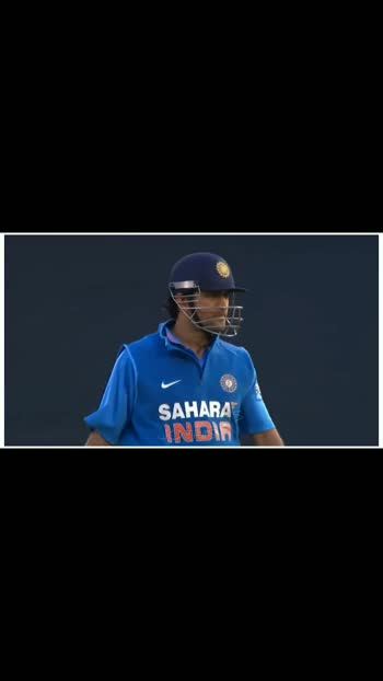 fullvideo on you tube https://www.youtube.com/channel/UCj4W6D03c8d-X433BIRP9Ig #happybirthdaydhoni#indiancricketmemes#roposo#ro45