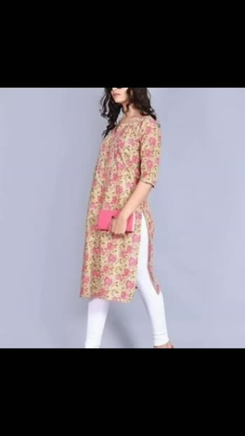 DM FOR ORDER 💌 ❣️  Fancy Printed Cotton Straight Women's Kurtas  *Color*: Multicoloured  *Fabric*: Cotton  *Type*: Stitched  *Style*: Floral Print  *Design Type*: Straight  *Sizes*: M (Bust 38.0 inches), L (Bust 40.0 inches), XL (Bust 42.0 inches), 2XL (Bust 44.0 inches)  *Delivery*: Within 6-8 days  Rate : 1150/- FREE SHIPPING ❣️ #india #indian #indianonlineshopping #indianonlineshoppingstore #indianonlineshop #indianonlinebazaar #indianonlinestore #ladies #ladies_fashion #ladies #kurti