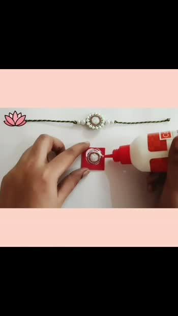 Handmade Raksha Bandhan #rakhi #rakhispecial #rakhigifts #rakhigift #rakshabandhan #rakshabandhanspecial #doityourself #crafts #arts #rakhisale  #brothersisterlove #brother #sister #diy #handmade #tejucreations