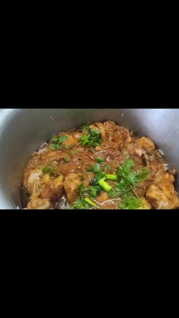 Instant chicken Biryani  want recipe just comment yes #viralvideo #food #foodblogger #roposostar #chickenlover #biryanilover #biryanitime #indian #chick
