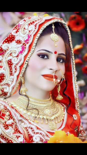 #bridalwear #bridalmakeup