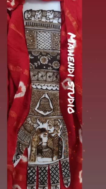 #hennadesign #hennaart #henna #mehndi #mahendistudio #rajkotian_roposo_india_gujarat #rajkot_instagram #hennaartist