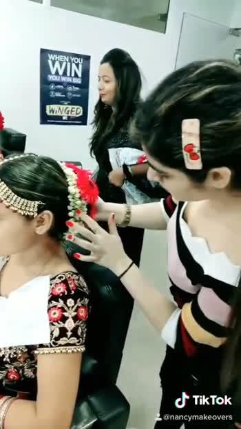 Hairstylist #makeupartist #nancymakeovers