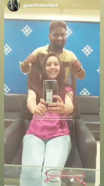 #haircut #hairdo #hairstyles #hairfashion #hairideas #hair-story #jayeshhairartist