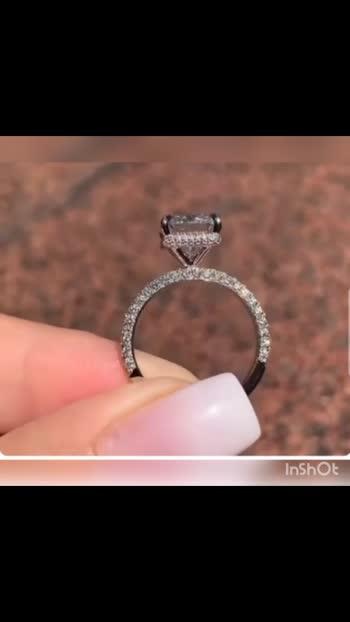 #diamondring #roposo