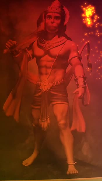 Anjaneya #anjaneya #hanuman #devotionalsong #roposocamera  #roposo #bhakti-channle