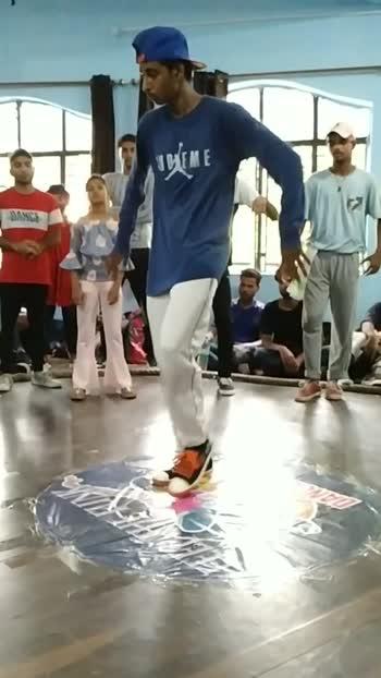#roposo #dance #dancebattle