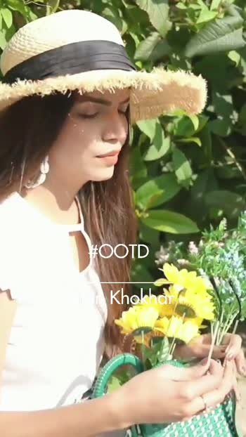 SummerOutfit Idea #summeroutfits #outfitoftheday #roposorisingstar #roposostar #roposoblogger #ootd #fashion #fashionblogger #kirankhokhar