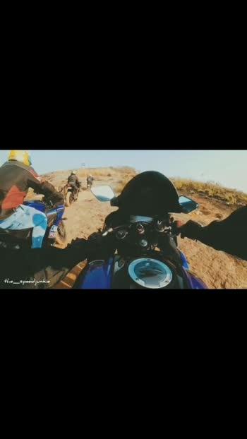 #bikergang #bikers #r15v3 #nature 🌍