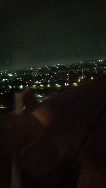 Lucknow ki SAAM...ghoomne ha rhe hai..by Indio flight ...airways