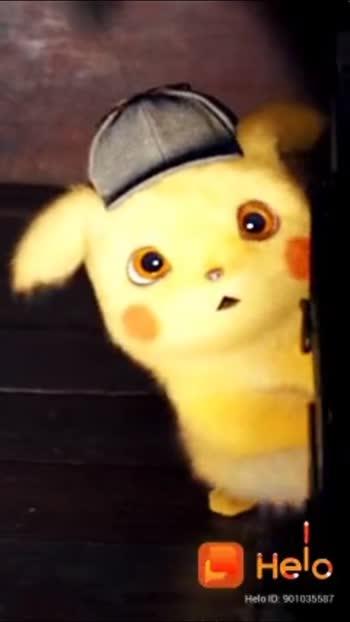 Pikachu ........pika- pika-....