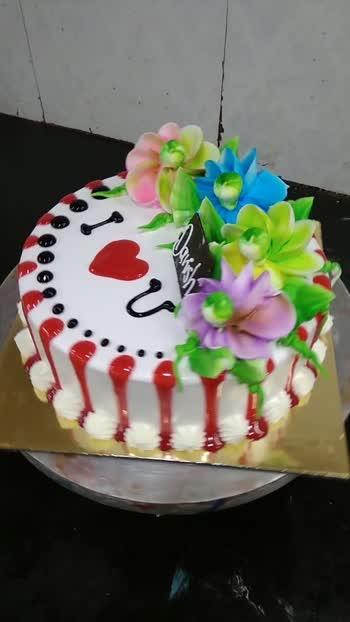 danish nice nem #cakes #cakedesign #cakelovers #cakedecorating @roposocontests @roposotutorial