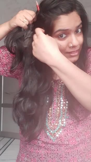 #pencilhairstyle #hairstyletutorial #selfhairstyle #easyhairstyle