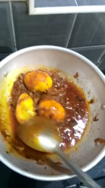 egg curry anda curry my style