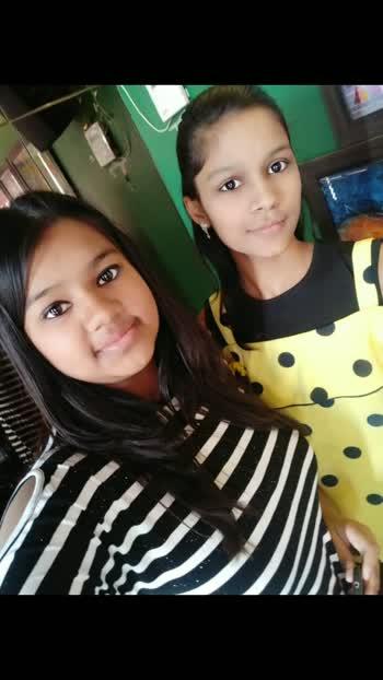 sister #selfievideo #tympass_in_lockdown