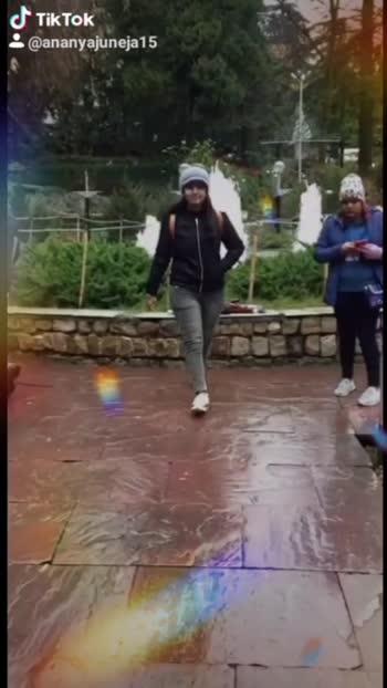 Jatta Jatti da Crush 🙈❤️ #roposo #roposostar #ananya15 #slowmo #video #mussoorie #mussoorie #schooltrip