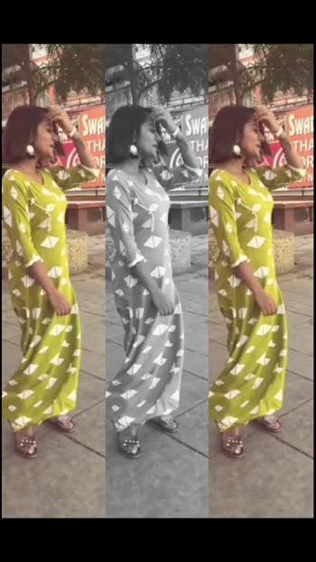 #greenscreen #dressmaterial #longhairdontcare