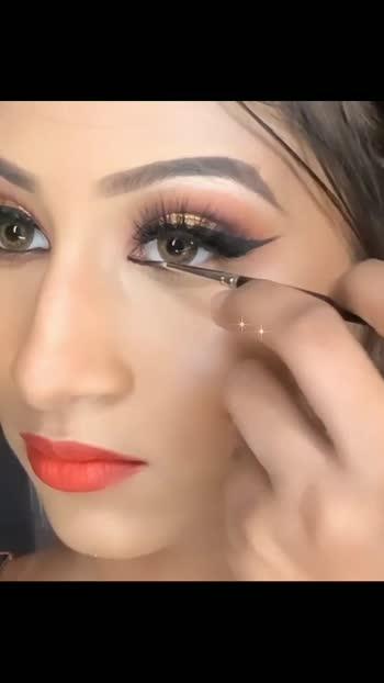 eyeliner@khushipunjaban249bb75a #eyeliner
