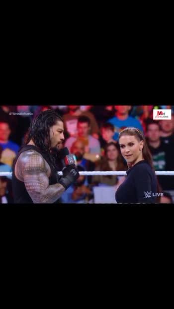 WWE #wwe #romanreings