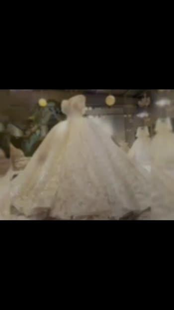 #beautifulgirl #bridalwear #weddingdress