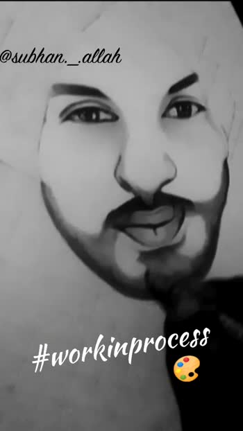#workinprogress #workinprogress #workinlockdown #portrait #portraitpage #sketch #drawing #painting #pencilart #pencilsketch #pencildrawing #drawing #trending #punjabi #gabru #sardar #sardari