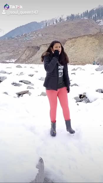 #winterfashion #roposo #somethingdifferent #supportme #followforfollow #like4like #himachal