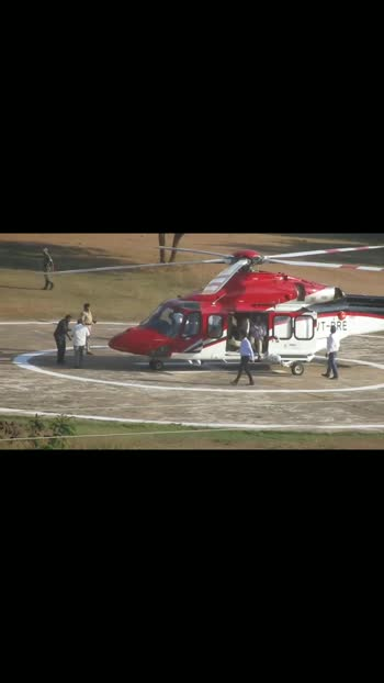 IAS entry in Helicopter #upsc #ias #ips #civilservice
