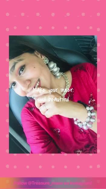 Hello World, Focus on inner beauty! ♥️ . 📸: @Selfie . #power #portrait #selfportraits #message #picture #jaipurblogger #jaipurbloggers #love #morepower #inspiration #dontgiveup #uk #us #roposoinfluencer #roposolove #roposo #roposofamily #roposomessage #roposovideo #ropososocial #roposostar #roposocontest  #follow #treasuremuse ☺️