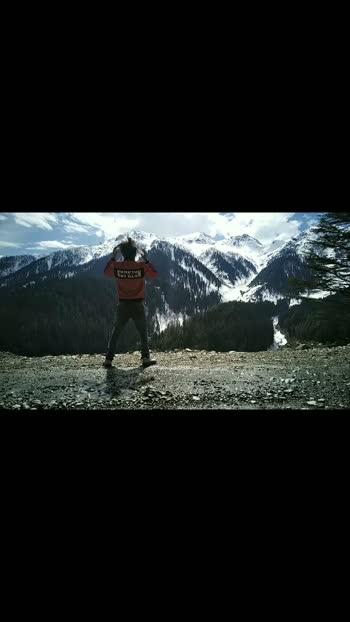 A shot in Himalayas #Himalayas #jammuandkashmir