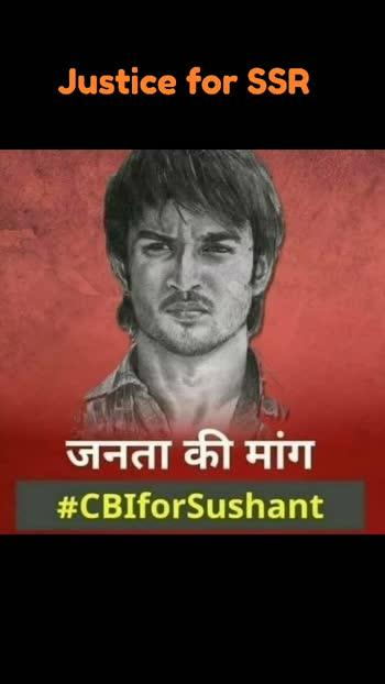 We want CBI enquiry for Sushant sir ASAP 🙏🏻🙏🏻 No CBI No Vote #cbimustforsushant #justiceforsushantsinghrajput #14june2020 #blackday #loveyousushant sir @mygovindia @mrrai7 @vinnibhardwaj @mdhoni75 @sakshilakhani1 @jyotiami0389