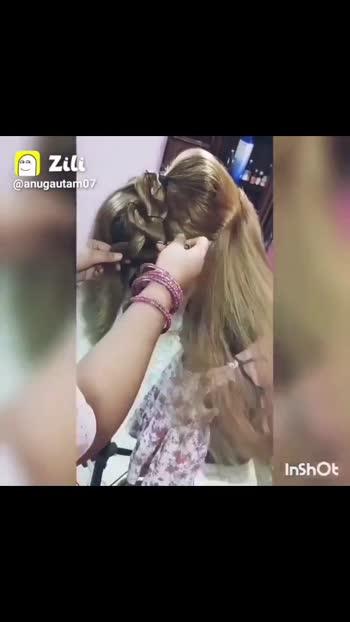 Advance Hairdo Tutorial....