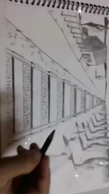 1 POINT PERSPECTIVE made by me