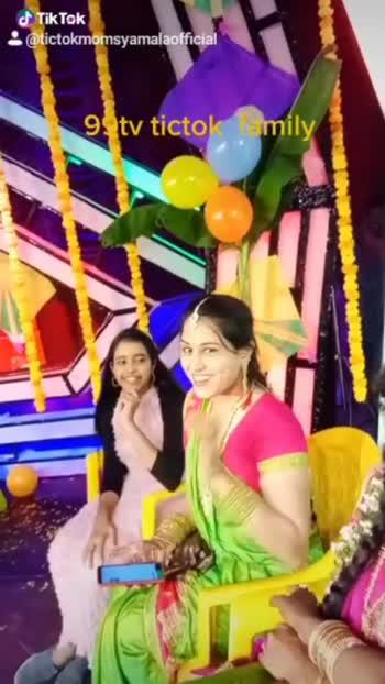 sankranthi event 99tv channel#bs #ropostars