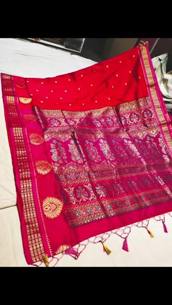 #paithaniforwedding #paithanilovers #paithanisarees #paithani  #sareefashion  #sareelovers  #fashion  #weddingwear  #sareeblousedesigns  #womenswear  #women-branded-shopping  #women-clothing  #women-style