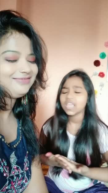 Thora mittha bohat pasand hai#hindisongs #roposostar #motheranddaughter #dankunigirl