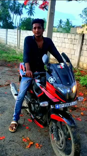 #loveproposalscene  #180 #pulsar220f #bike-stunt #judtacting###
