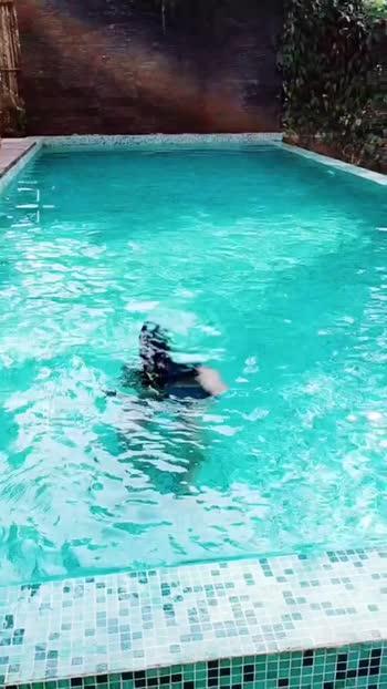 #enjoy #poolside #alibag