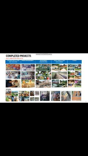 ASCS ngo projects