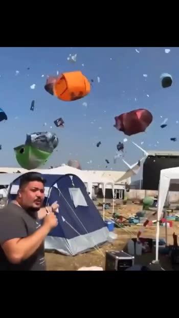 Tornado #viralvideo #tornado #funnyvideo