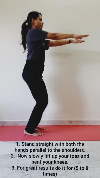 knee Exercise -2 #risingstar #risingstaronroposo #roposo #roposostar #yoga #kneeexercise #yogalove #yogablogger #yogafitness #yogapassion