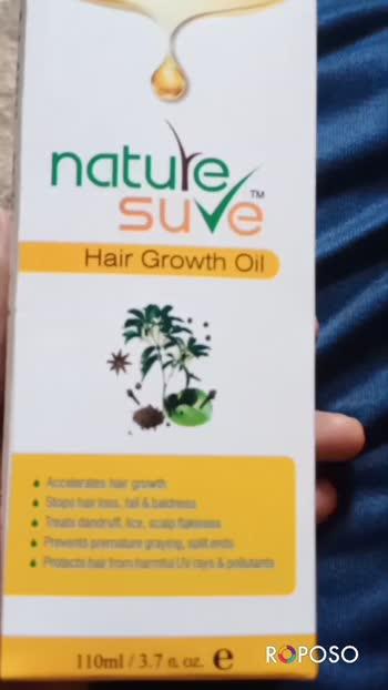 #naturesure#hairgrowthoil#wetanddry