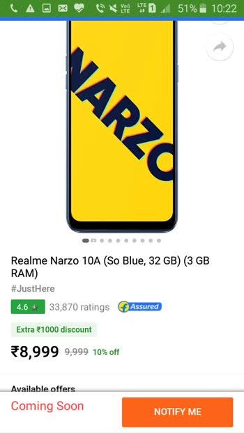 realme narzo 10a #realme