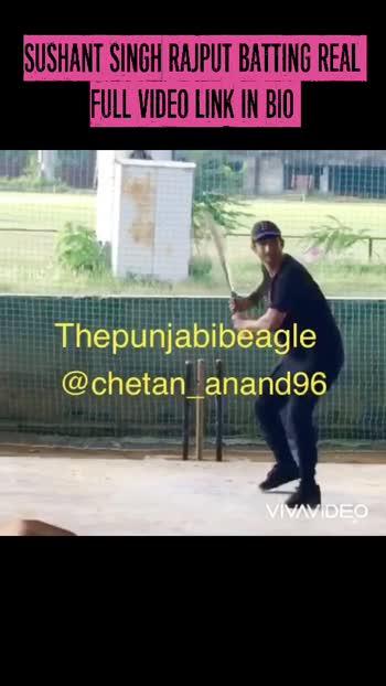 Sushant sir ki full video dekho !! #roposo #fullvideo #sushantsinghrajput #ripsushantsinghrajput #sportstv #realvideo