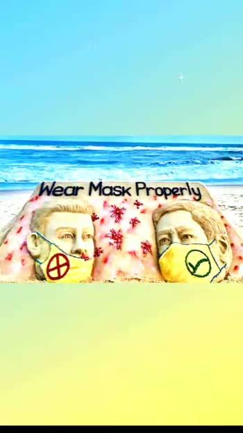 #roposostar #mask_india #howtostyle #keepsupporting #keepsmiling #byebye