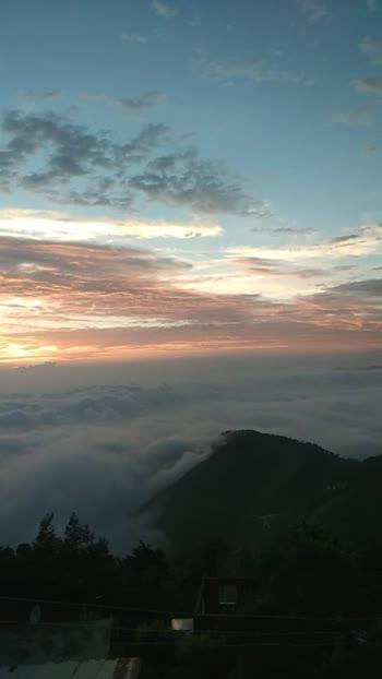 weather view #himachali #view