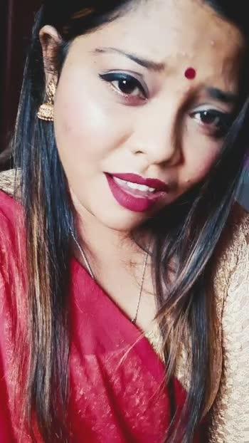 #red saree